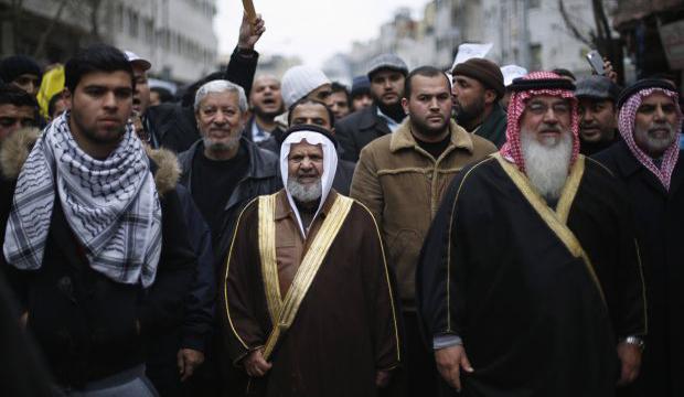 Jordan Muslim Brotherhood meet to discuss divisions