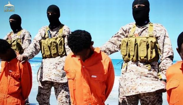ISIS video purports to show killing of Ethiopians in Libya