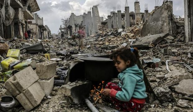 """Opinion: From Aleppo to Yarmouk, All is """"Unreasonable"""""""