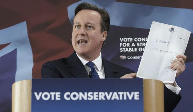 Win or lose, Cameron's political career hangs by a thread in UK