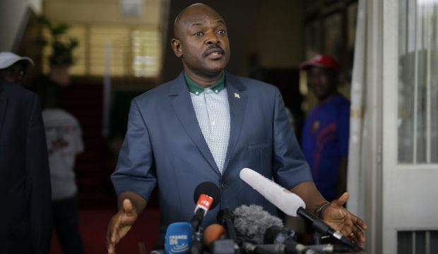 Burundi president makes first appearance since failed coup