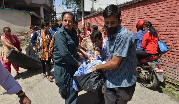 Another major quake hits Nepal, epicenter near China border