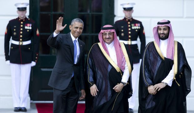 US, Gulf states head towards key talks at Camp David