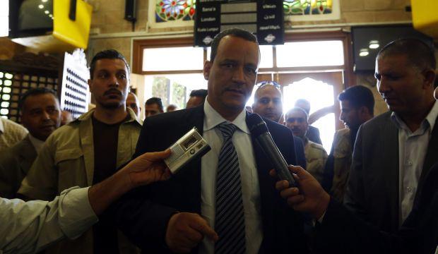 New UN envoy to Yemen arrives in Sana'a as truce begins