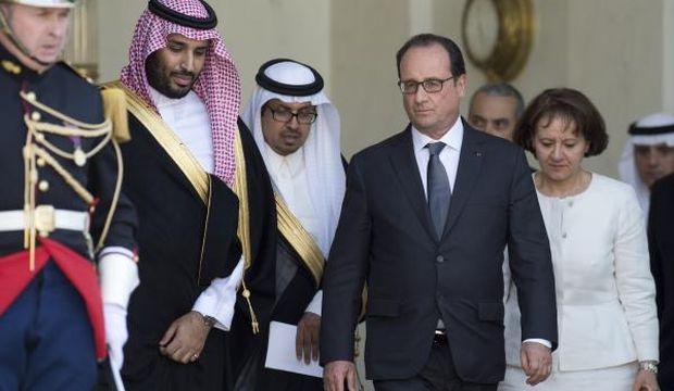 Saudi Arabia, France agree major deals on back of Deputy Crown Prince visit
