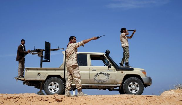 ISIS militants have fled Libya to Egypt: official