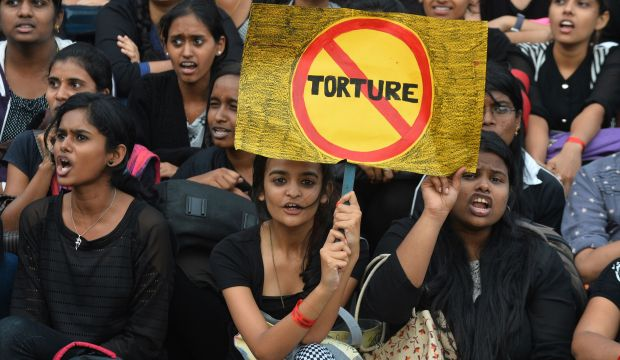Opinion: Our Desperate Attempts to Reject Torture