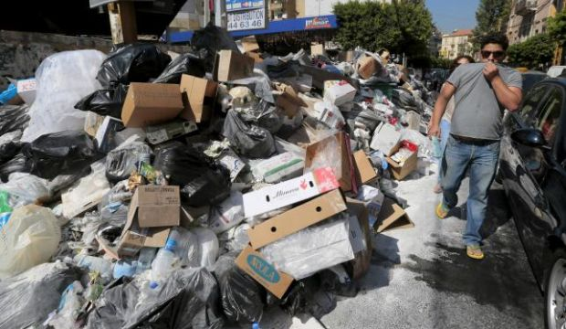 Opinion: Lebanon's Ills Summed Up by Garbage