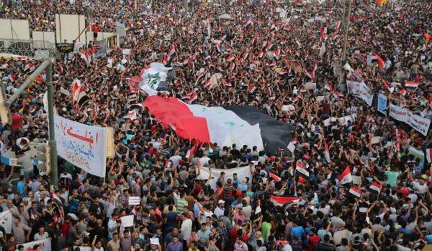 Iraq: PM facing calls to sever ties with party, declare state of emergency