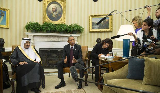 Saudi King Salman, Obama discuss Yemen, Syria, Iran deal at White House summit