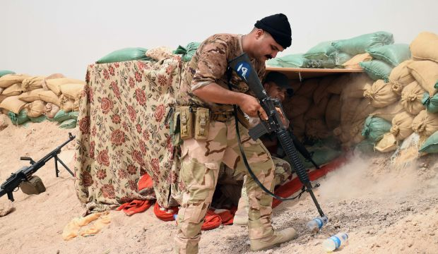 ISIS leader moves to Ramadi, restructures group: senior Iraqi officer