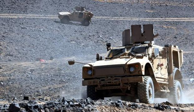 Saudi Soldier Dies from Landmine Blast on Yemen Border