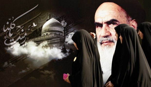 Between the Ayatollah and the Marquis