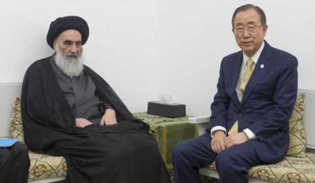 Iraq's top Shi'ite cleric calls for corrupt officials to be prosecuted