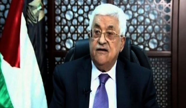 """Abbas says Israeli crackdown on Palestinians will ignite """"religious conflict"""""""
