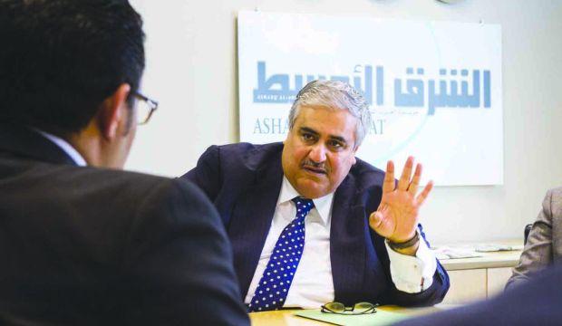 Bahrain FM: Saudi-led coalition saved Yemen from civil war