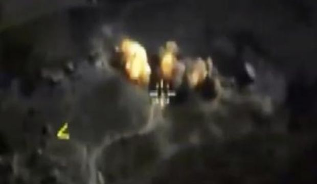 Russia says its planes struck 10 ISIS targets in Syria