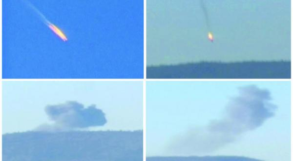 Indications of a Russian- Turkish Confrontation while NATO Watches