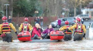 British floods