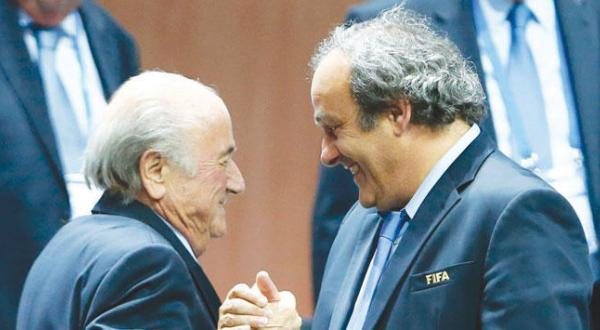 The Fall of The Blatter Empire