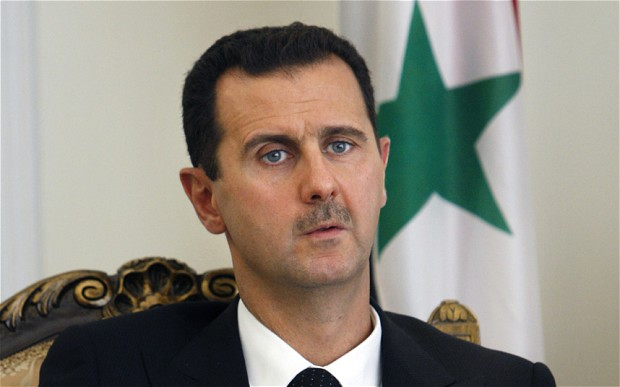 The US Forecasts Assad's Stay Till 2017
