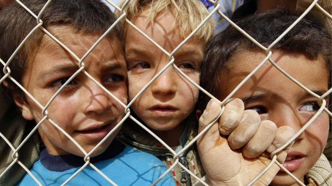 Britain to Take in Unaccompanied Refugee Children from Conflict Areas