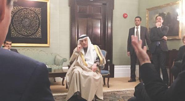Al-Jubeir: Iran's Threats Do Not Scare Us and it Has a Track Record of Targeting Embassies