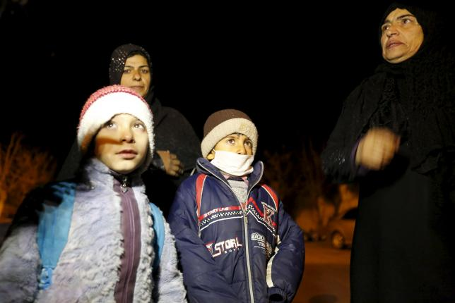 Medical Support Needed in Madaya, WHO Reports