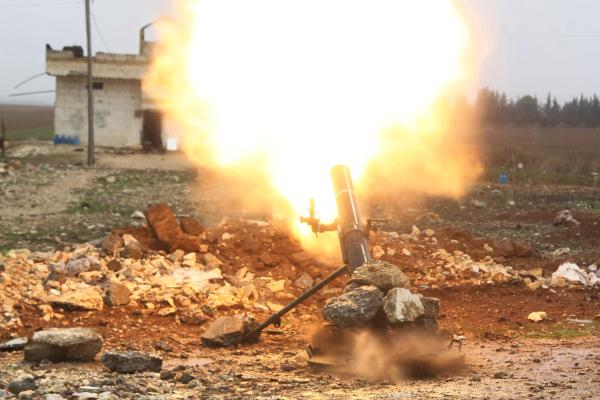 Fighting Between Syrian Army, ISIS Kills Scores