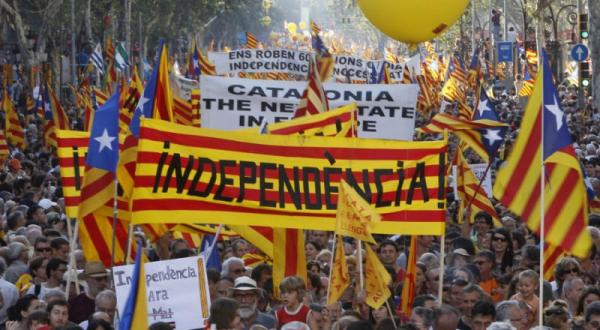 Catalonia towards Secession, Taking Advantage of Void in Madrid