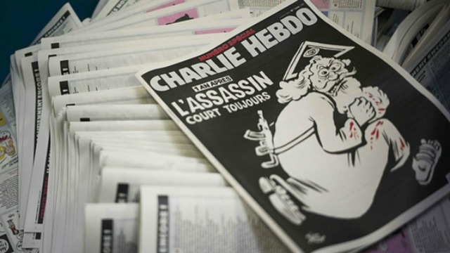 "Vatican Newspaper Calls Charlie Hebdo Cover ""Woeful"""