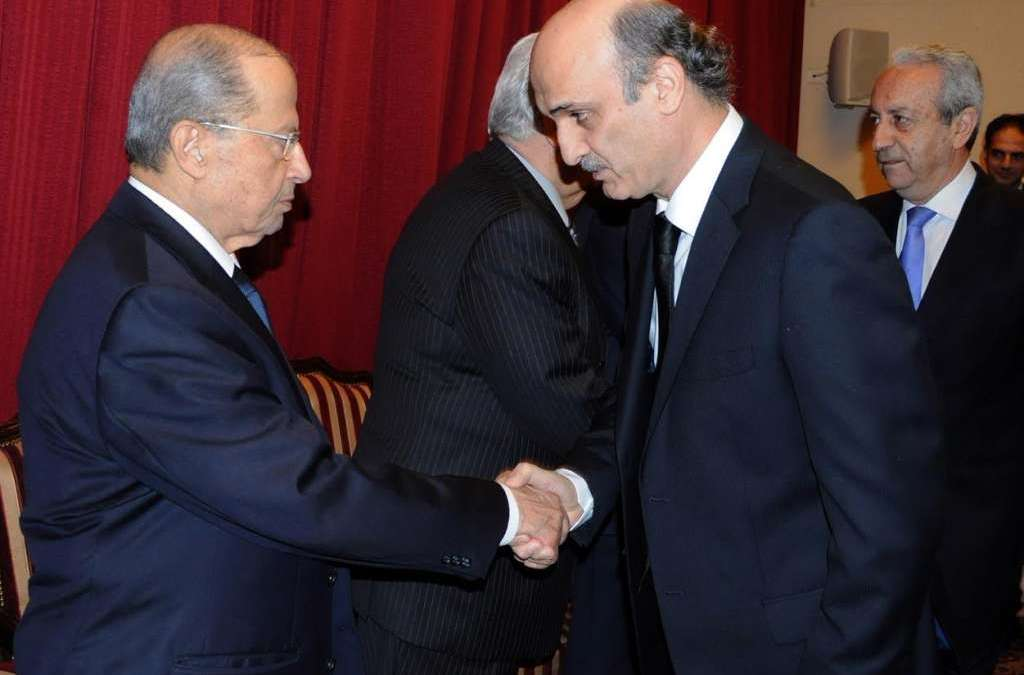 Geagea's Nomination for Aoun Reshapes Lebanese Politics