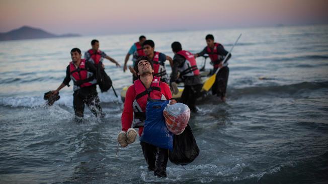 Refugee Bodies Wash up on Turkish Shore