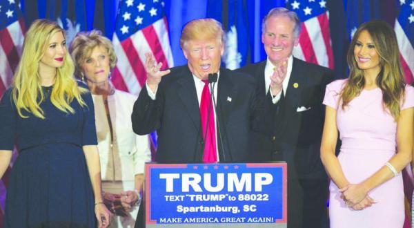 Jeb Bush Quits after Trump Wins South Carolina Primary