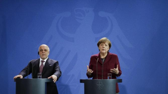 Germany Grants $566 Mln in Credits to Iraq