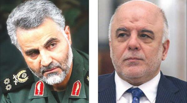 Iran Sends Soleimani to Baghdad to Support Al-Abadi's Reform Plan