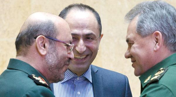 Moscow, Iranian Minister of Defense to Discuss an 8 Billion Dollar Arms Deal