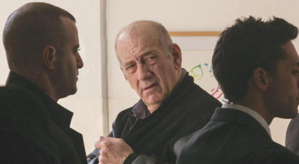 Former Israeli PM Ehud Olmert is Thrown Into Prison on Corruption Charges