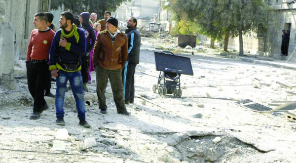6 Army of the Guardians' Leaders Reported Killed in 48 hours in Aleppo