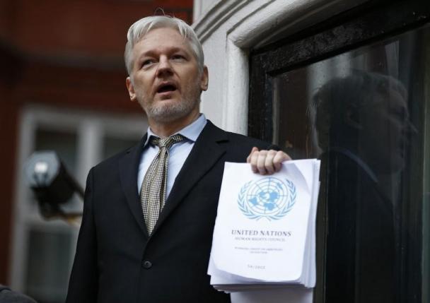 Assange Lawyers Ask Swedish Court to Overturn Arrest Warrant