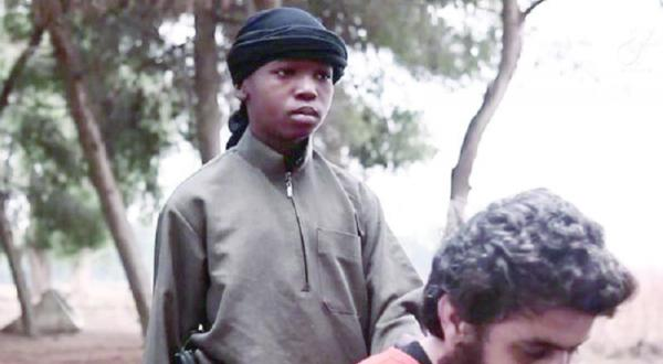 ISIS Has a New 10 Year-Old Executioner