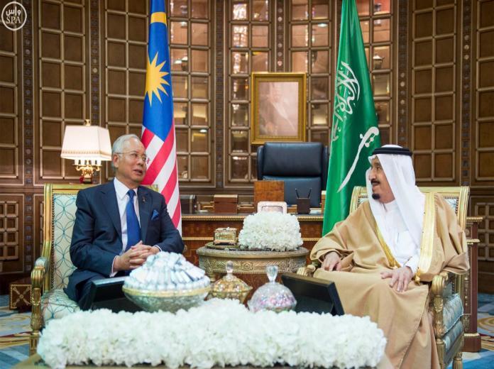 King Salman, Malaysian PM Review International and Islamic Updates
