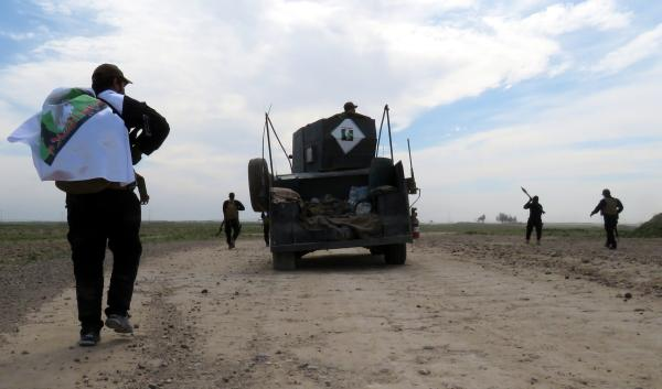 Anbar Officials Request Military Intervention in ISIS-Held Fallujah and Hīt