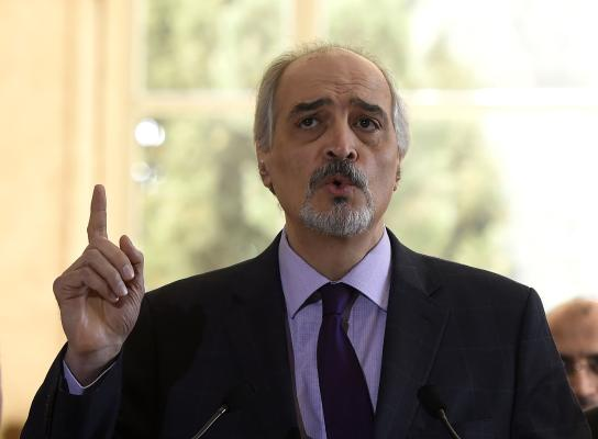 Syrian Diplomat Will not Talk to Opposition Negotiator until He Shaves