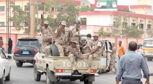 Aden Forces Regain Control over Mansoura