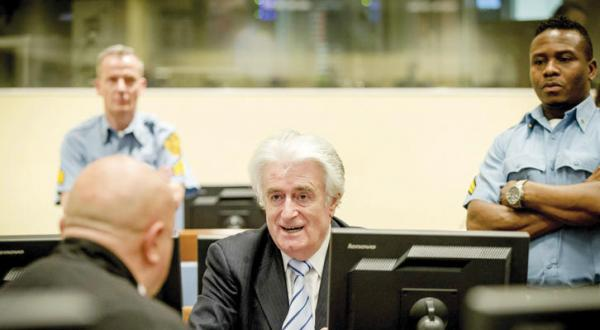 Radovan Karadžić Found Guilty of Genocide…Jailed for 40 Years
