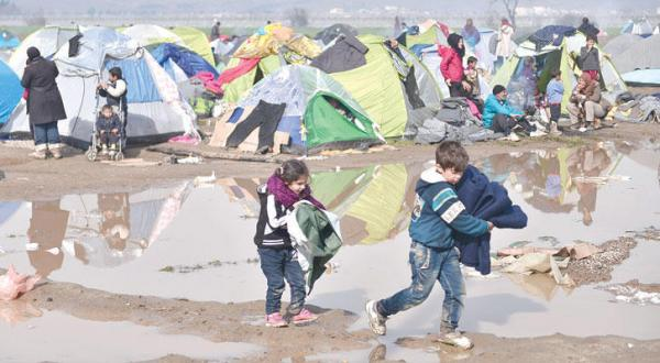 Turkey, EU Agree Outline of 'One In, One Out' Deal over Syrian Refugee Crisis
