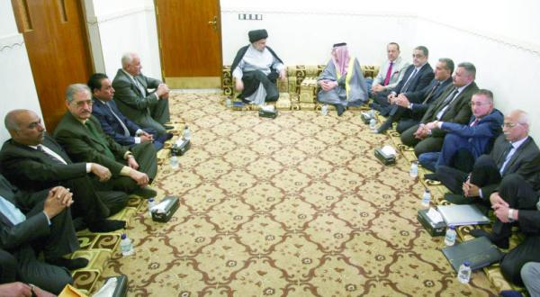PM Al-Abadi Rejects Al-Sadr Proposed New Cabinet