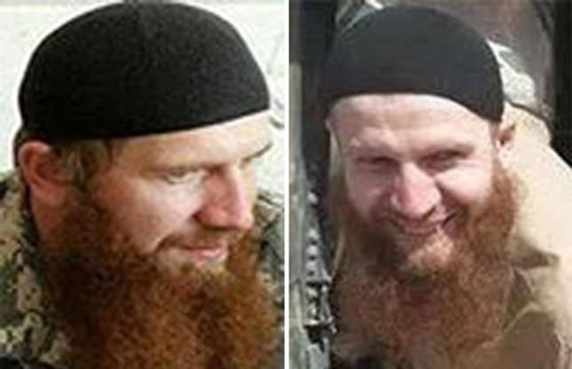 US Confirms Death of ISIS Leader Al-Shishani