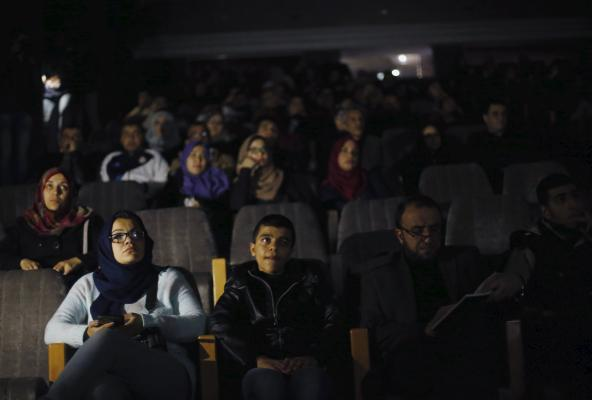 Opinion: Gaza Enters the Cinema